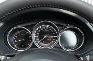 2021 Mazda CX-5 KF4WLA GT SKYACTIV-Drive i-ACTIV AWD Deep Crystal Blue 6 Speed Sports Automatic