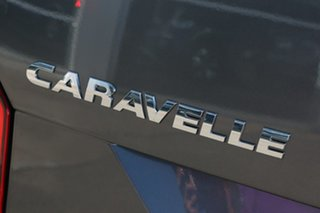 2020 Volkswagen Caravelle T6.1 MY21 TDI340 LWB DSG Trendline Indium Grey 7 Speed
