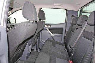 2018 Ford Ranger PX MkII MY18 XLT 3.2 Hi-Rider (4x2) (5 Yr) Silver 6 Speed Automatic Crew Cab Pickup