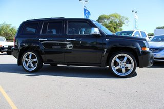 2009 Jeep Patriot MK MY2009 Sport Black 5 Speed Manual Wagon
