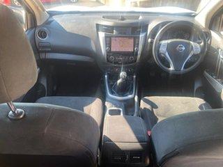 2019 Nissan Navara ST White Manual Dual Cab Utility
