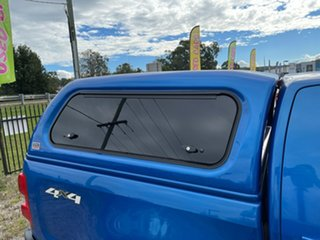 2013 Holden Colorado RG MY13 LTZ Crew Cab Blue 6 Speed Sports Automatic Utility