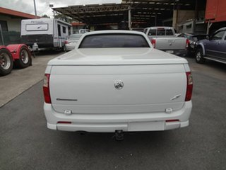 2007 Holden Crewman VZ MY06 Upgrade S White 4 Speed Automatic Crew Cab Utility