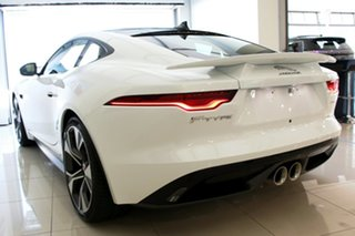 F-TYPE 21MY Coupe First Ed 3.0 V6 S/C 280kW Auto.