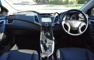 2015 Hyundai Elantra MD3 Premium Amber Gold/leather 6 Speed Sports Automatic Sedan.
