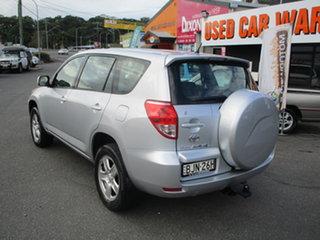 2005 Toyota RAV4 ACA23R CV (4x4) Silver 5 Speed Manual Wagon.