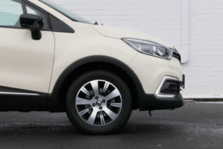 2018 Renault Captur J87 Zen EDC White 6 Speed Sports Automatic Dual Clutch Hatchback