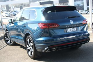 2020 Volkswagen Touareg CR MY20 190TDI Tiptronic 4MOTION Premium Aquamarine 8 Speed Sports Automatic.
