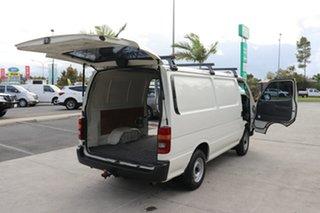 2004 Toyota HiAce RZH113R LWB White 5 speed Manual Van