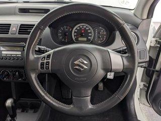 2006 Suzuki Swift RS415 White 4 Speed Automatic Hatchback