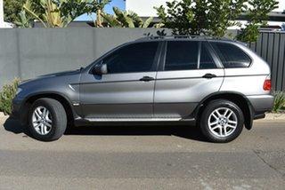 2005 BMW X5 E53 MY05 d Steptronic Grey 6 Speed Sports Automatic Wagon.