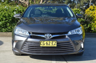 2016 Toyota Camry ASV50R Altise Grey 6 Speed Sports Automatic Sedan.