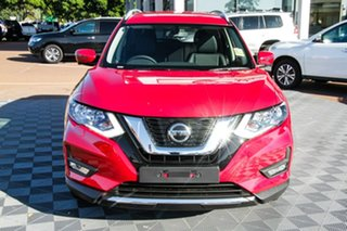 2021 Nissan X-Trail T32 MY21 ST-L X-tronic 2WD Ruby Red 7 Speed Constant Variable Wagon.