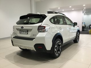 2016 Subaru XV G4X MY16 2.0i Lineartronic AWD Crystal Black/g33 6 Speed Constant Variable Wagon.