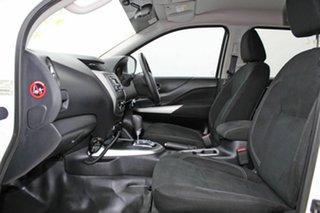 2017 Nissan Navara D23 Series II RX (4x4) White 7 Speed Automatic Double Cab Utility