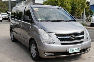 2011 Hyundai iMAX TQ-W MY11 Silver 5 speed Automatic Wagon.