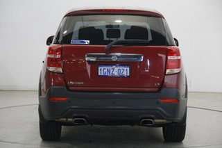 2015 Holden Captiva CG MY15 7 LS Red 6 Speed Sports Automatic Wagon