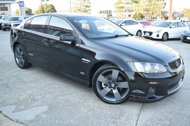Used Holden Commodore VE II MY12.5 SS Z Series Ferntree Gully, 2012 Holden Commodore VE II MY12.5 SS Z Series Black 6 Speed Manual Sedan