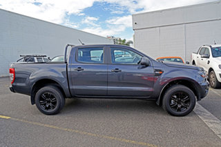 2020 Ford Ranger PX MkIII 2021.25MY XLS Grey 6 Speed Sports Automatic Double Cab Pick Up