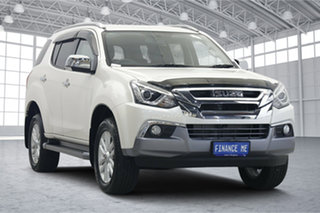 2018 Isuzu MU-X MY18 LS-T Rev-Tronic 4x2 White 6 Speed Sports Automatic Wagon.