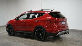 2016 Hyundai Santa Fe DM3 MY16 Highlander Red 6 Speed Sports Automatic Wagon.