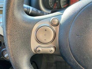 2011 Nissan Micra K13 ST-L Black 4 Speed Automatic Hatchback