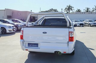 2013 Ford Falcon FG MkII XR6 Ute Super Cab EcoLPi White 6 Speed Sports Automatic Utility