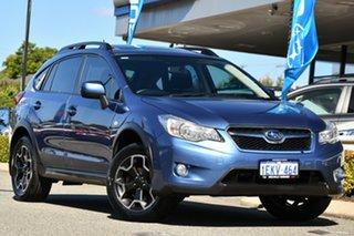 2014 Subaru XV G4X MY14 2.0i-L Lineartronic AWD Quartz Blue 6 Speed Constant Variable Wagon.
