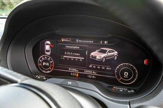 2016 Audi A3 8V MY17 Sportback S Tronic Silver 7 Speed Sports Automatic Dual Clutch Hatchback