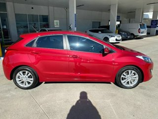 2014 Hyundai i30 GD2 MY14 SE Red 6 Speed Sports Automatic Hatchback