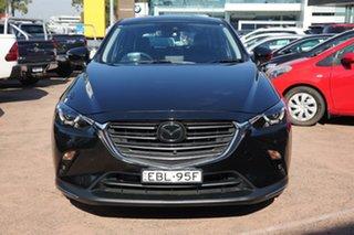 2019 Mazda CX-3 DK MY19 Akari (AWD) Black 6 Speed Automatic Wagon