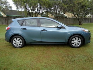 2011 Mazda 3 BL10F1 MY10 Neo Activematic Blue 5 Speed Sports Automatic Hatchback.