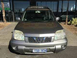 2005 Nissan X-Trail T30 TI (4x4) Silver 4 Speed Automatic Wagon.