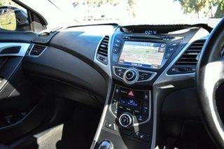 2015 Hyundai Elantra MD3 Premium Amber Gold/leather 6 Speed Sports Automatic Sedan