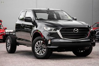 2021 Mazda BT-50 TFS40J XT Freestyle Blue 6 Speed Sports Automatic Cab Chassis.