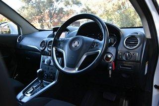 2014 Holden Captiva CG MY14 5 AWD LT White 6 Speed Sports Automatic Wagon
