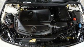 2017 Mercedes-Benz CLA-Class X117 808MY CLA250 Shooting Brake DCT 4MATIC Sport White 7 Speed