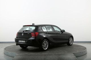 2013 BMW 116i F20 116i Black 8 Speed Sports Automatic Hatchback.