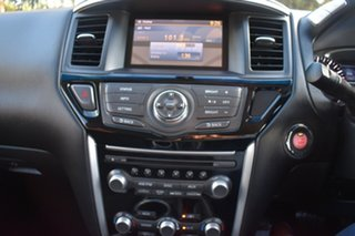 2014 Nissan Pathfinder R52 MY14 ST X-tronic 2WD White 1 Speed Constant Variable Wagon