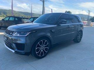 2018 Land Rover Range Rover Sport L494 19MY HSE Corris Grey/ebony Wi 8 Speed Sports Automatic Wagon.