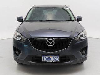 2012 Mazda CX-5 Maxx Sport (4x2) Grey 6 Speed Automatic Wagon.