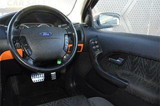 2005 Ford Falcon BA Mk II XR6 Orange 4 Speed Sports Automatic Sedan