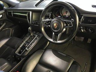2015 Porsche Macan 95B MY16 S PDK AWD Diesel Blue 7 Speed Sports Automatic Dual Clutch Wagon