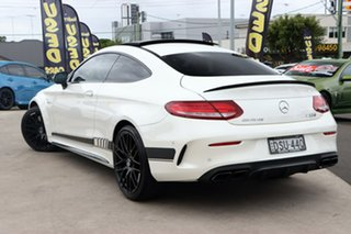2016 Mercedes-Benz C-Class C205 C63 AMG SPEEDSHIFT MCT S Diamond White 7 Speed Sports Automatic.