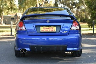 2004 Holden Commodore VZ SS Blue 6 Speed Manual Sedan