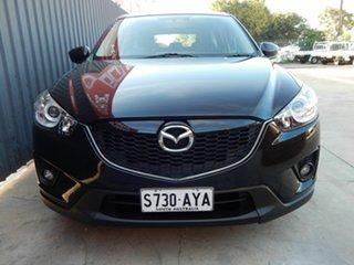 2013 Mazda CX-5 KE1071 Maxx SKYACTIV-Drive Sport Black 6 Speed Sports Automatic Wagon.