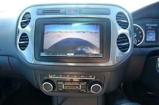2013 Volkswagen Tiguan 5N MY14 118TSI 2WD Black 6 Speed Manual Wagon.