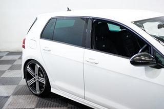 2017 Volkswagen Golf VII MY17 R DSG 4MOTION White 6 Speed Sports Automatic Dual Clutch Hatchback