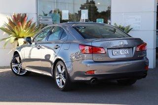 2013 Lexus IS GSE20R MY13 IS250 X Grey 6 Speed Sports Automatic Sedan.