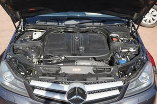 2014 Mercedes-Benz C250 W204 MY14 CDI Blue 7 Speed Automatic G-Tronic Coupe